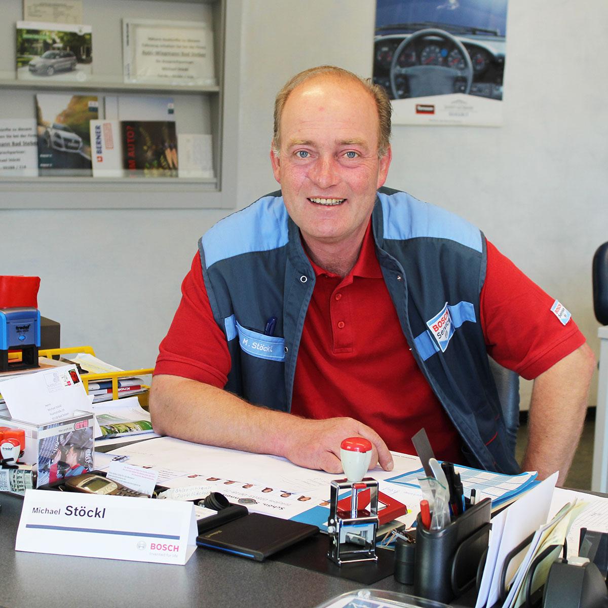 Michael Stöckl